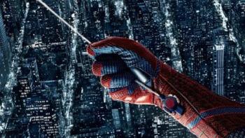человек паук 5 фильм