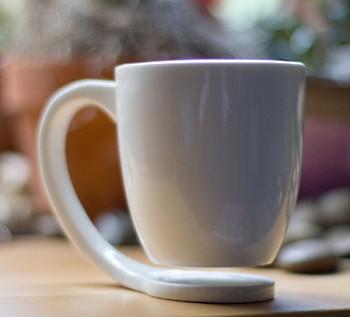 """""""Левитирующая"""" чашка для любителей кофе или чая"""