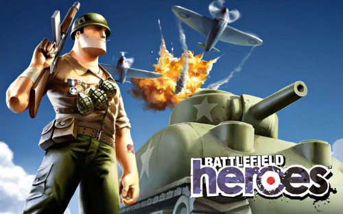 Battlefield Heroes теперь доступна на русском языке