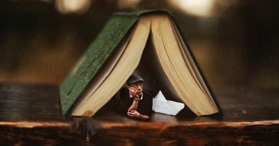 Заворажівающій сюрреалізм Джоела Робінсона на відкритому воздухе