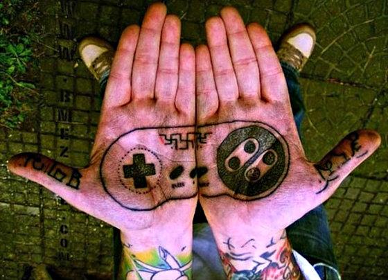 40 крутих татуювань для кіноманів, хіпстера і гиків