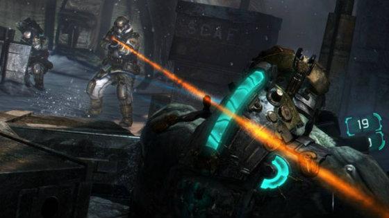 Ігри: Демонстрація геймплея Dead Space 3