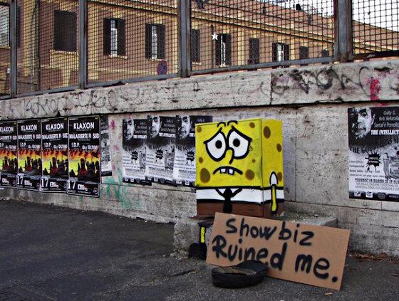 100 кращих робіт Street Art'а за 2012 рік