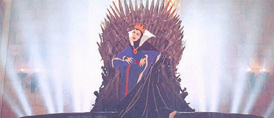 Діснеевская гра престолов