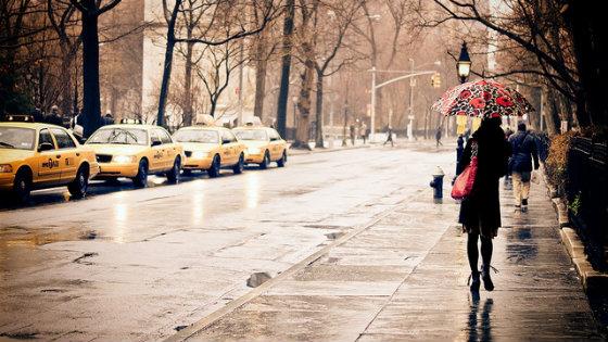 Прекрасние фотографії Нью-Йорка