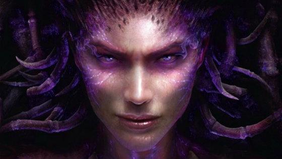 Ігри: Кінематографічний ролик StarCraft II: Heart of the Swarm