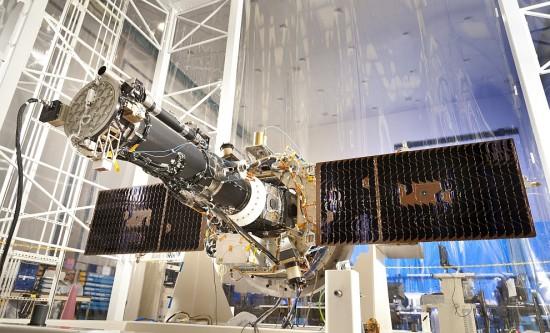 Наука: Космічний зонд IRIS