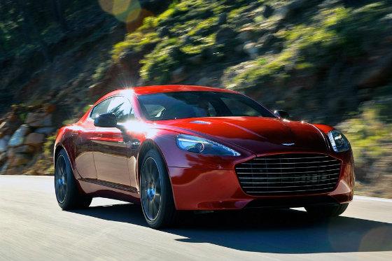 Aston Martin оновив Rapide