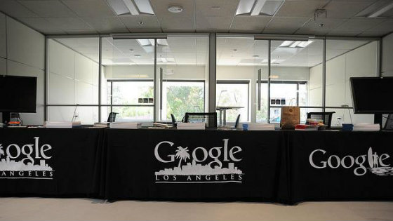 Прогулянка по офісу Google Venice, Каліфорнія