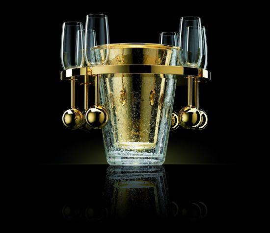 Самий дорогий кулер для шампанского