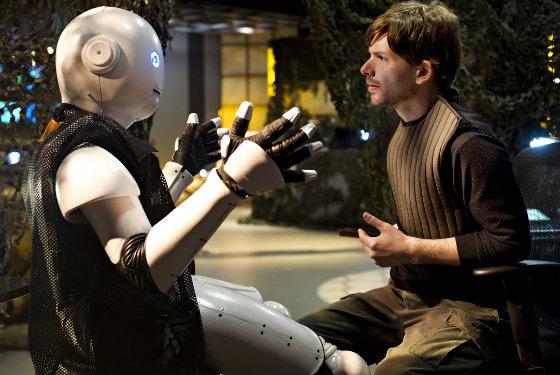 Чи може машина або робот стати людиною?