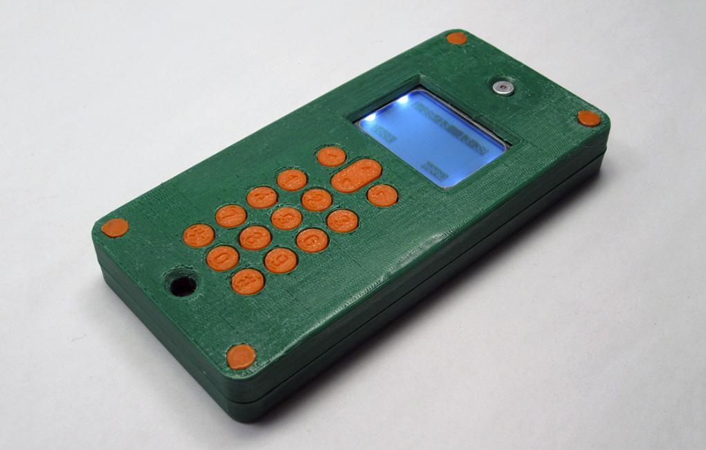 Как сделать своими руками корпус для телефона