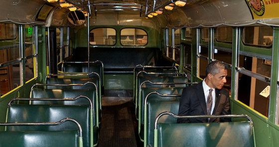 Найбільш вражаючі моменти 2012 року з Бараком Обамою