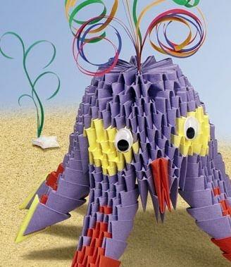 Разработка оригами