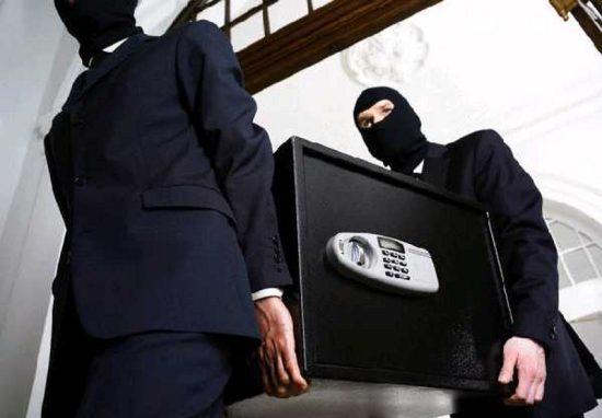 5 историй идеальных ограблений