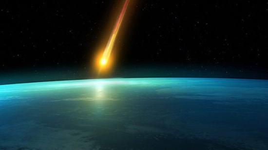 Сегодня мимо земли пролетает астероид