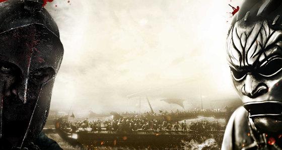 Эпический трейлер фильма «300 спартанцев: Расцвет империи»