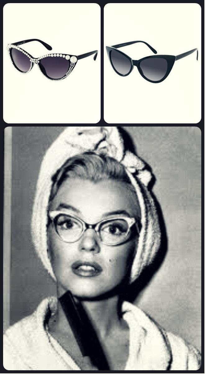 Очки: на что сейчас мода, и причем тут 60-е?, 9 фото