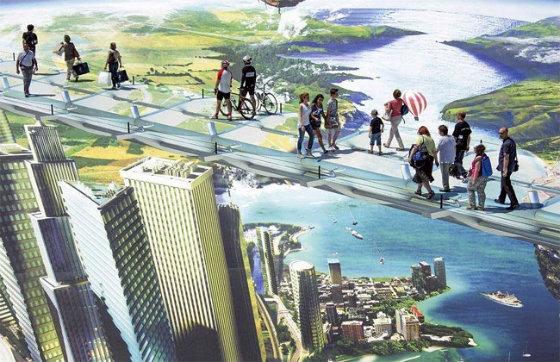 Во Франции найден самый большой в мире уличный 3D-рисунок