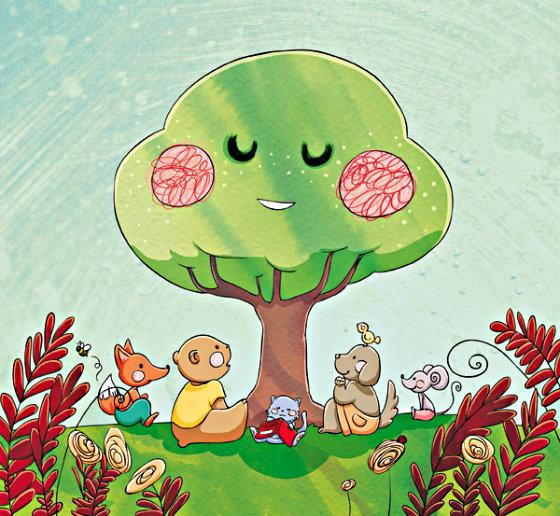 35 современных обложек книжек для детей