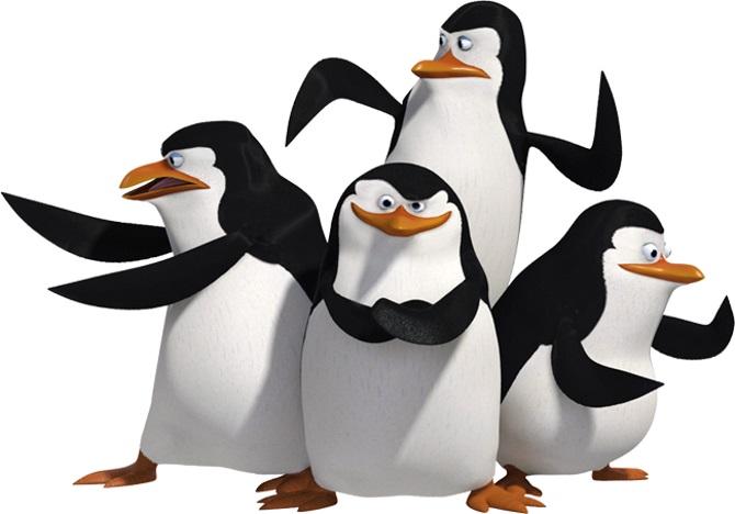 смотреть пингвин мадагаскара: