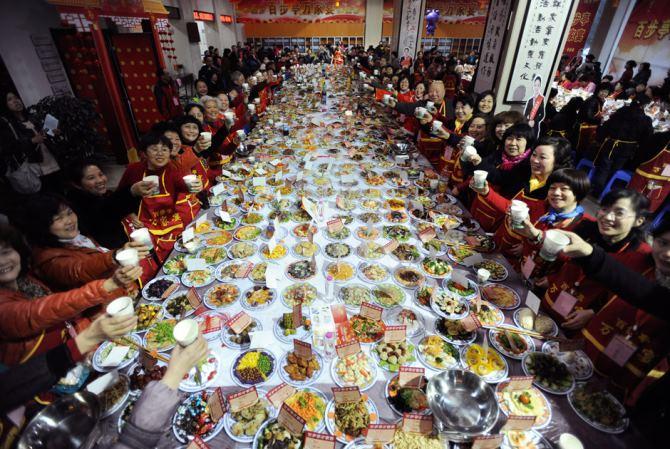 Китайский новый год 2017 как отмечают