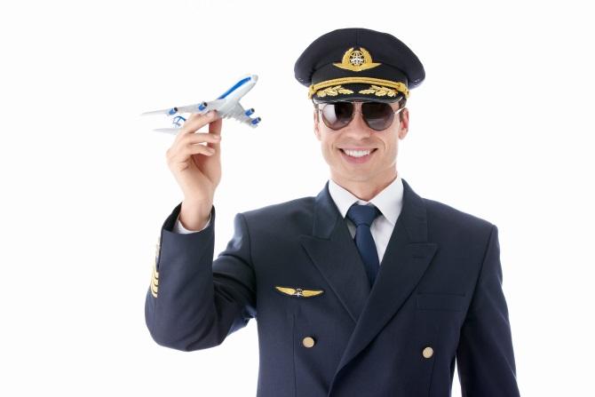 пилот фото