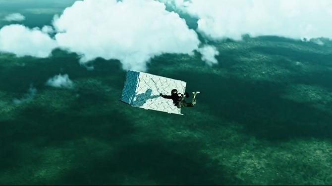 Музыка из фильма Тихоокеанский Рубеж