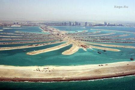 Фотографии Пальмового острова в Дубаи