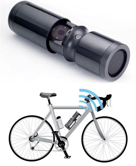 Акустика для велосипеда своими руками