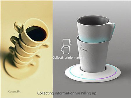 Coffee Cup PC