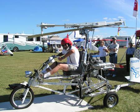 Летающий мотоцикл как сделать 583