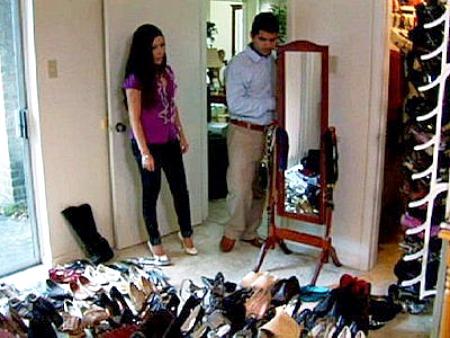 Самые большие звездные коллекции обуви - Kleo ru