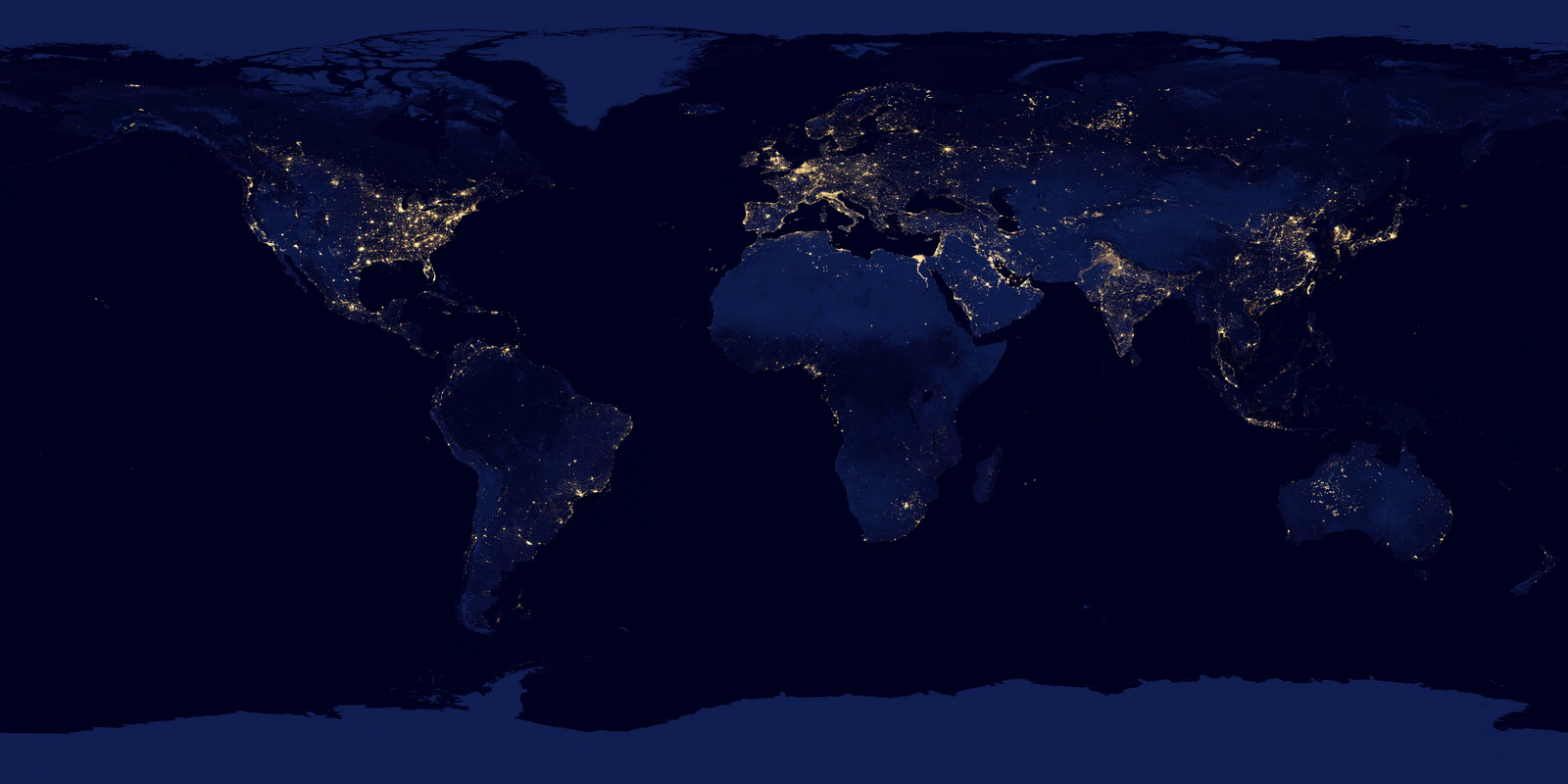 NASA поделилось самыми крутыми снимками Земли