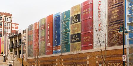 Канзасская библиотека самая