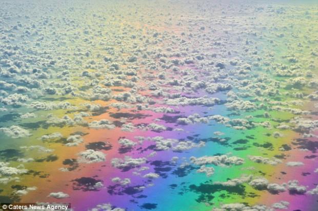 Как выглядит конец радуги - Лучшие фотографии со