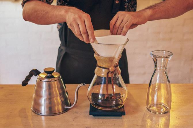 Химики рассказали как лучше заваривать кофе