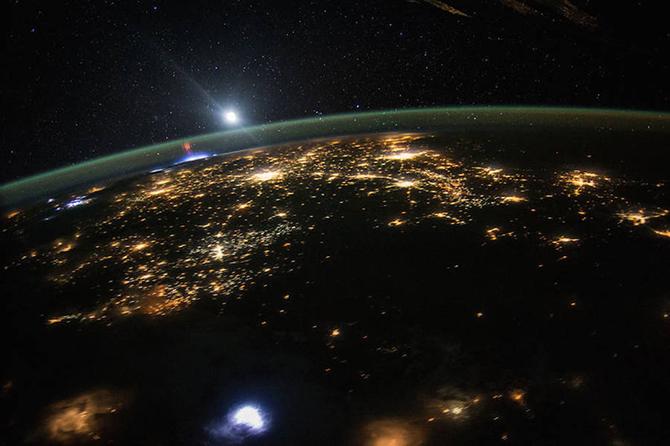 NASA выбрало 15 лучших снимков Земли из космоса за 2015 год